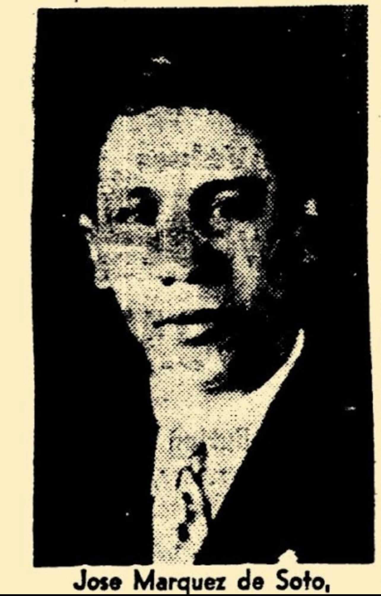 Jose Marquez de Soto image