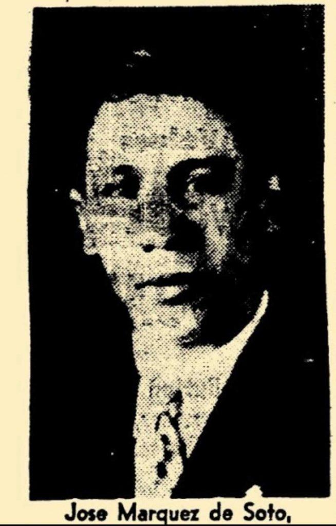 Jose Marquez de Soto